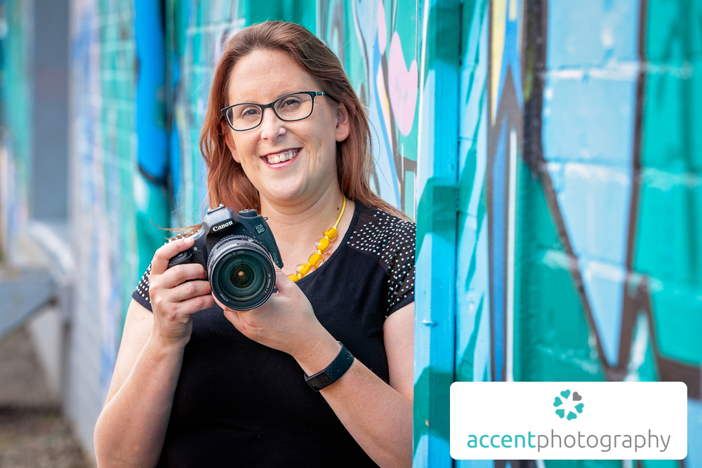 Katrina Johns - Accent Photography logo